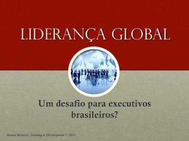 Liderança global